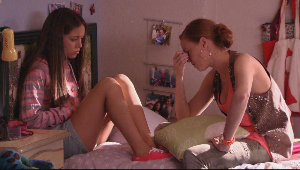 Trini habla con Paula