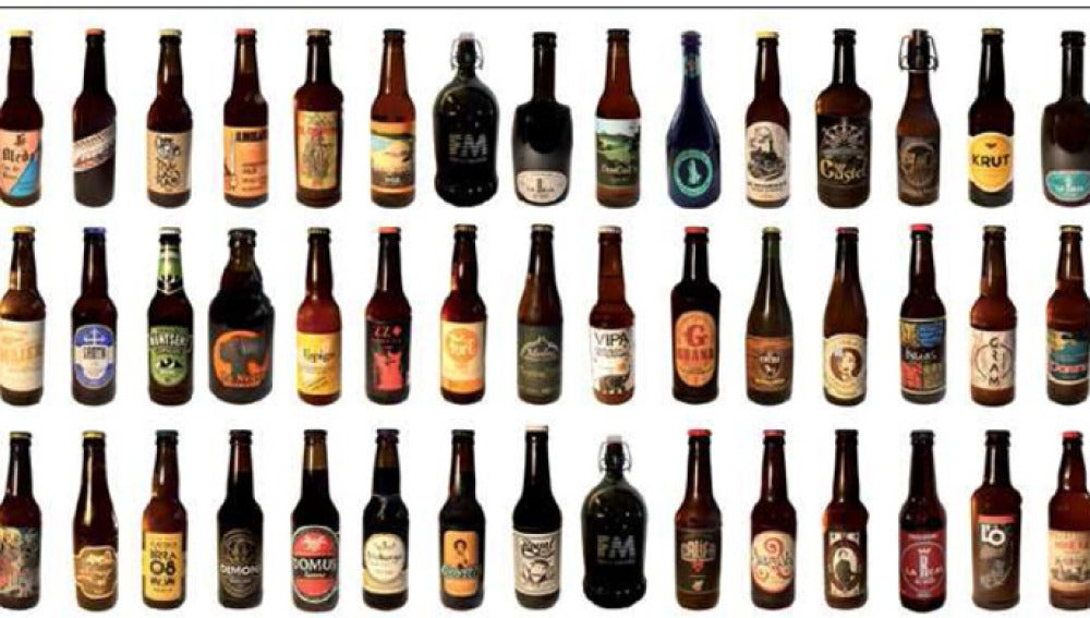 'La Guía para descubrir las mejores cervezas artesanas'