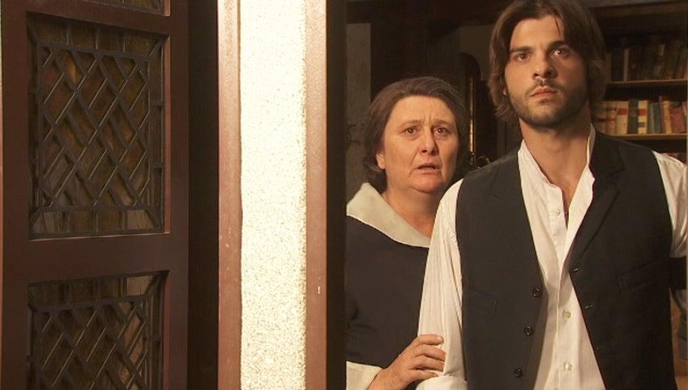 Gonzalo y Rosario, preocupados por Aurora