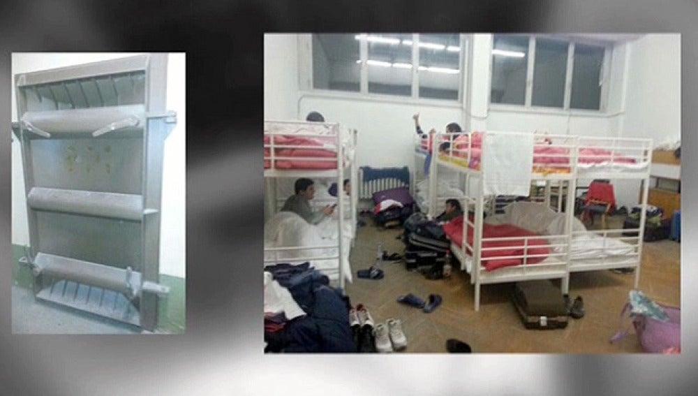 Decenas de españoles sin formación ni trabajo