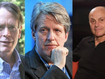 Los Premios Nobel Eugene Fama, Lars Peter Hansen y Robert Shiller