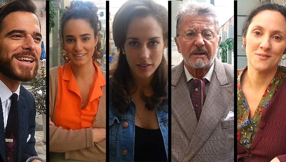Nuevos actores de 'Amar es para siempre'