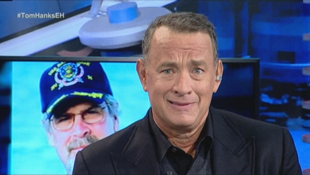 Tom Hanks en El Hormiguero 3.0