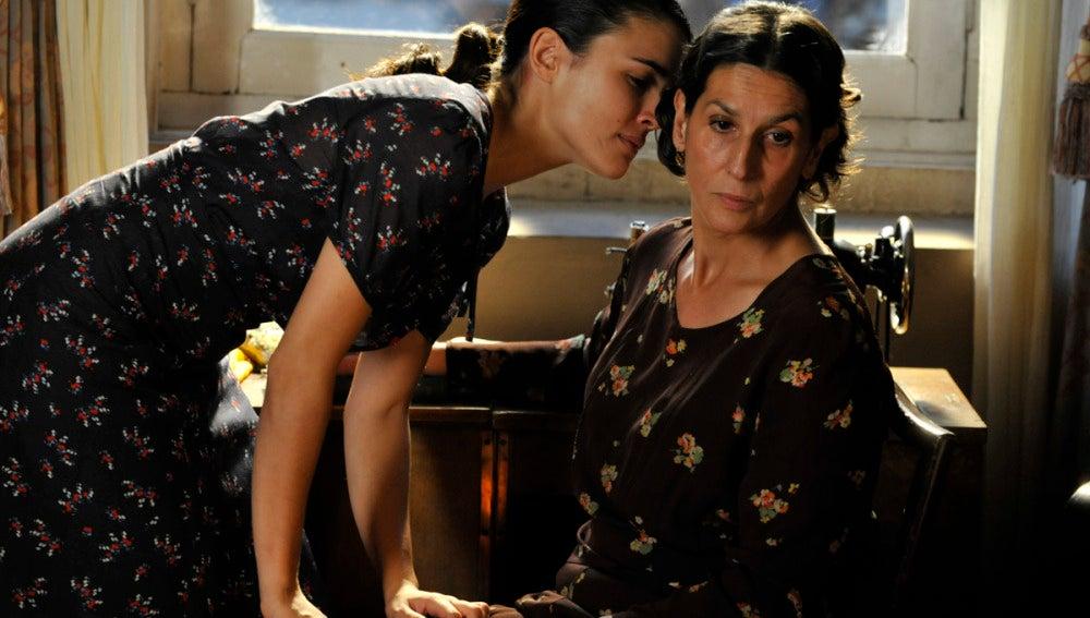 Sira y Dolores