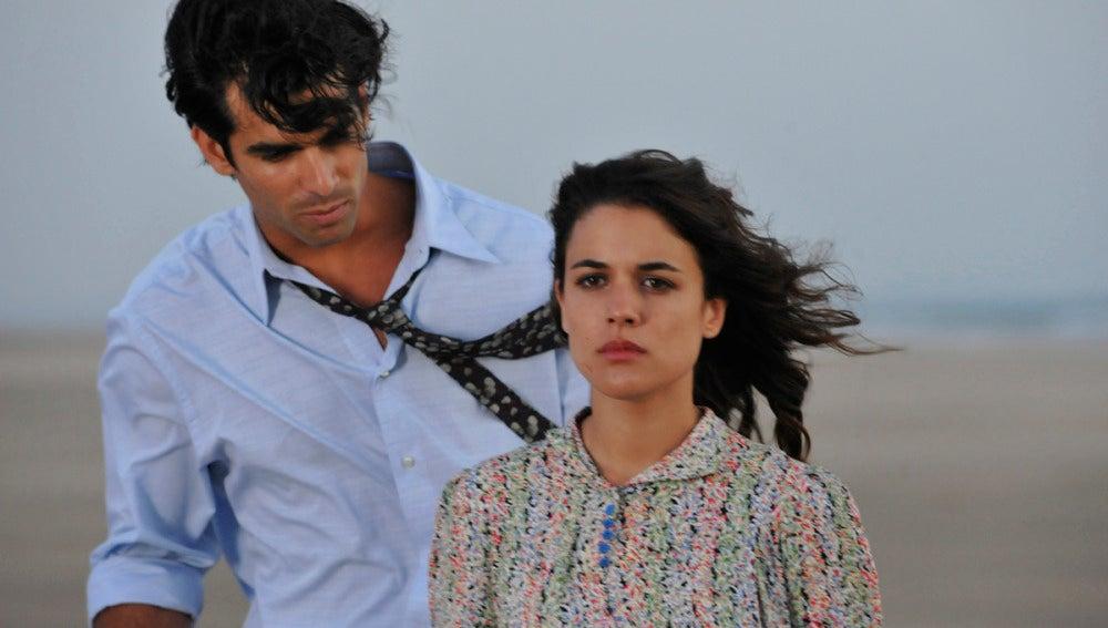 Ramiro y Sira discuten