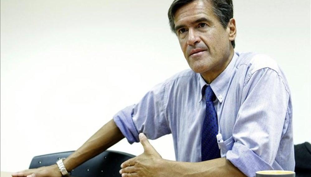El exministro de Justicia Juan Fernando López Aguilar.