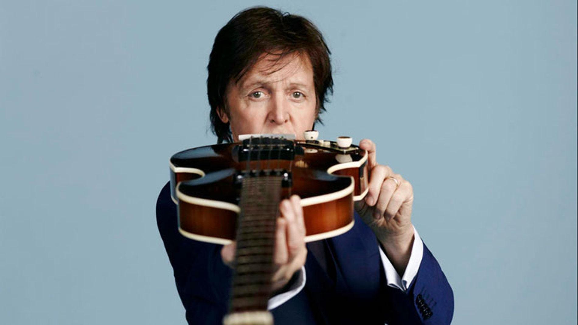El 'nuevo' Paul McCartney
