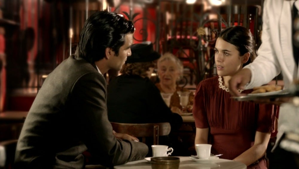 Sira se obsesiona con Ramiro
