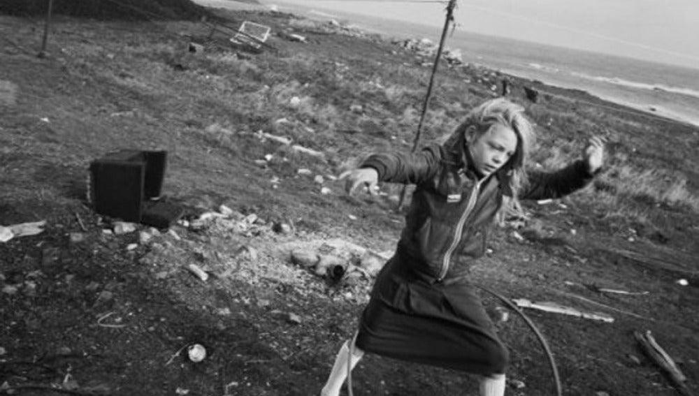 Helen y su hula-hoop