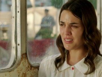 Ramiro abandona a Sira y se queda sola en Marruecos