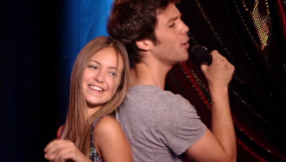 Paula y Carlos
