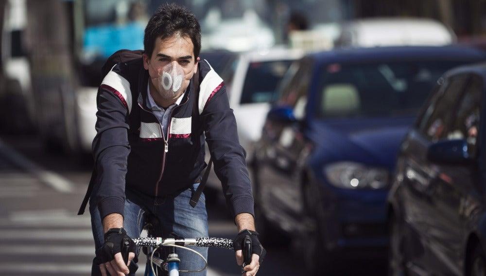 Respirar aire sucio causa más muertes que accidentes de tráfico