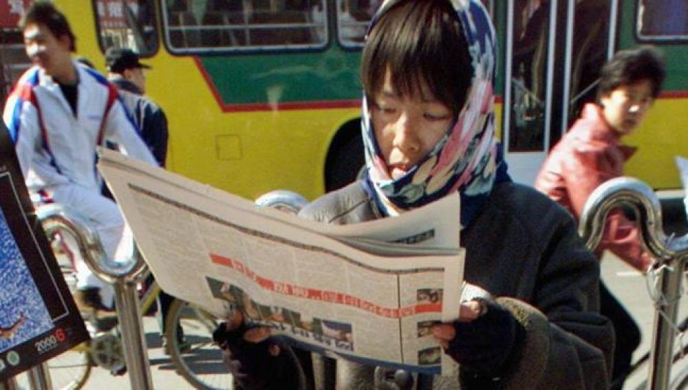 Un diario chino se enfrenta a las autoridades tras pedir la excarcelación de un periodista