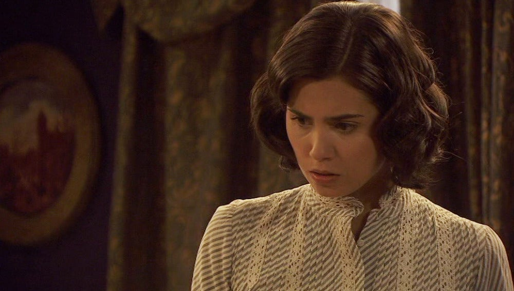 María le pide explicaciones a Fernando