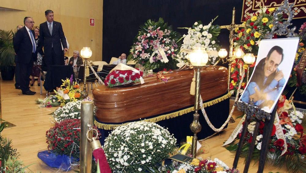 Funeral de Manolo Escobar