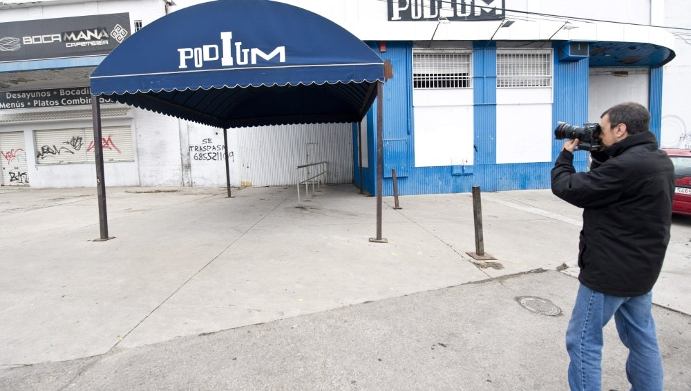Discoteca 'Podium' en Córdoba