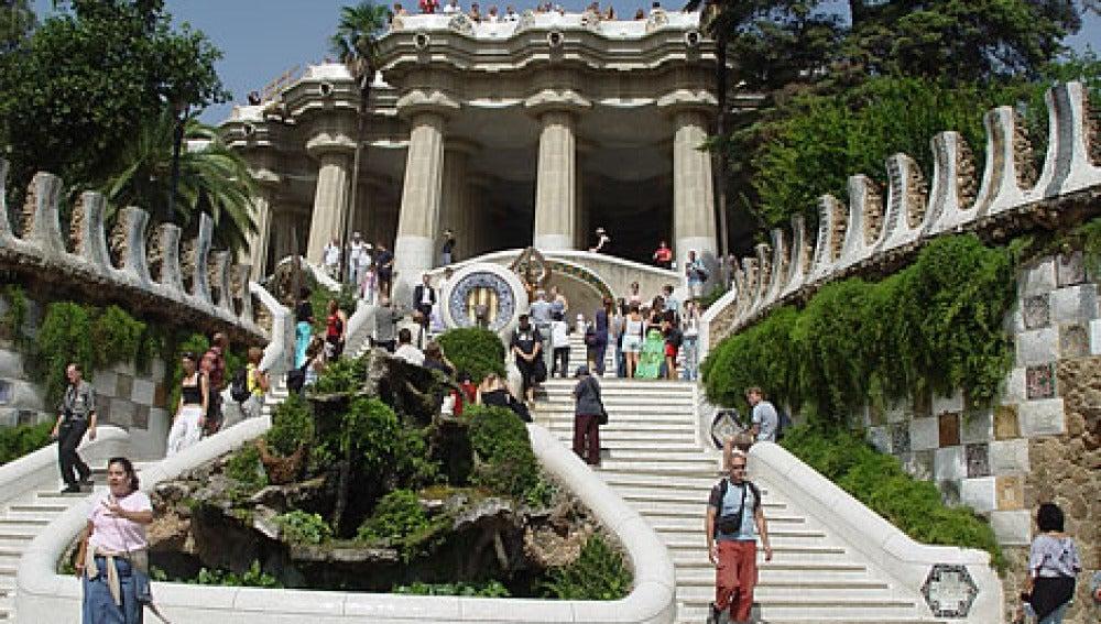 Desde ahora hay que pagar para visitar el parque Güell