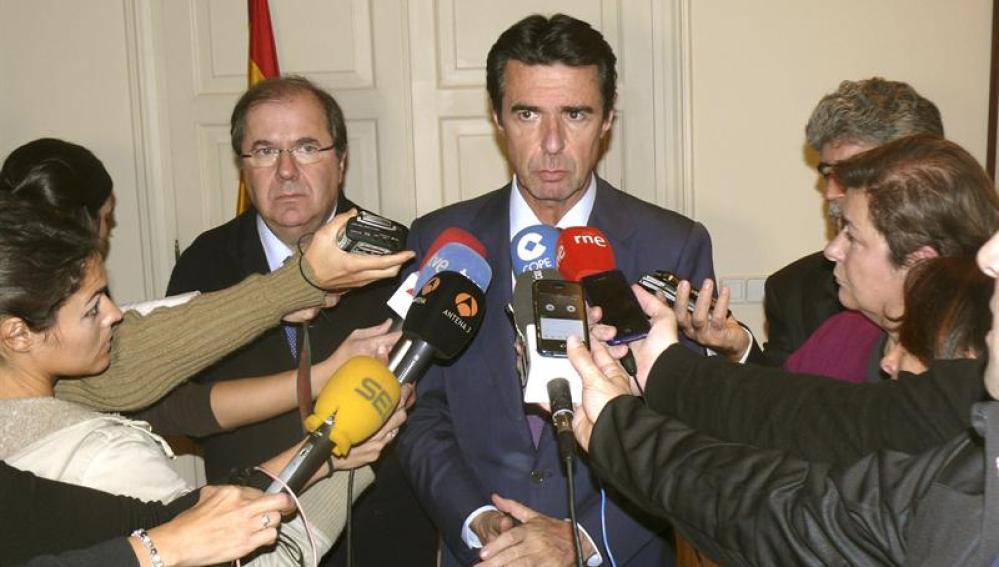 El ministro Soria acude a León