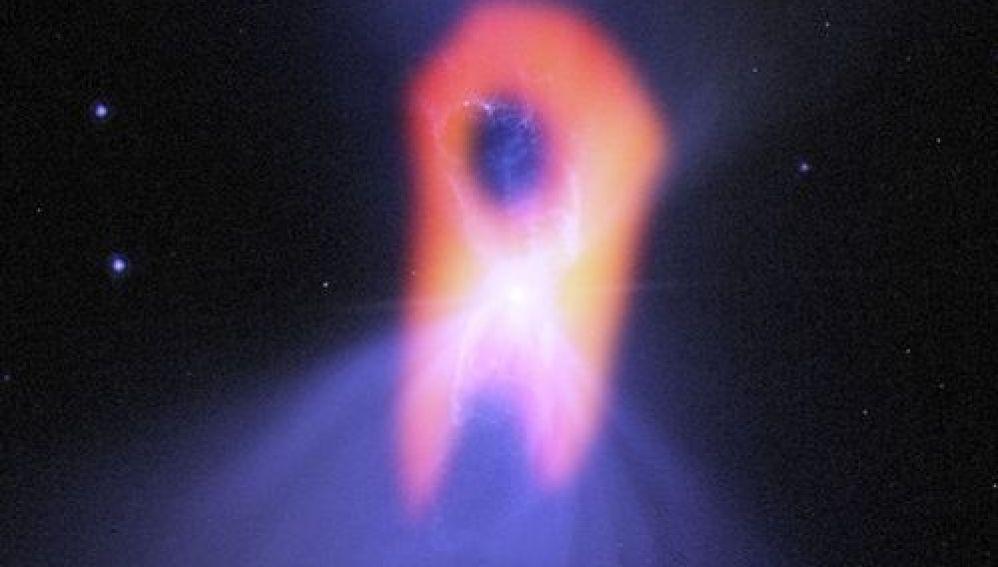 El telescopio ALMA halla el objeto más frío conocido del Universo