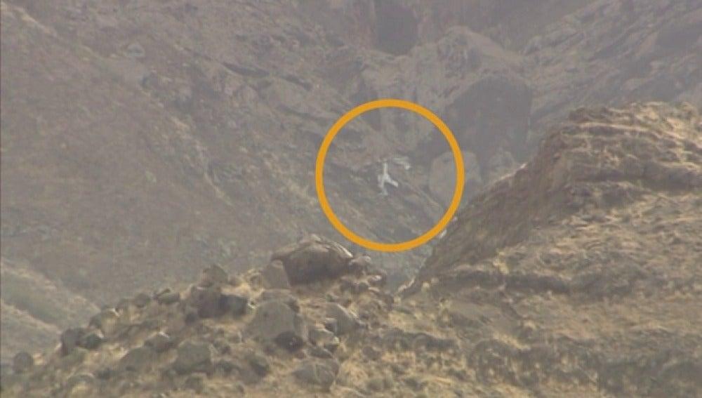 Mueren los tres ocupantes de una avioneta que se estrelló en Gran Canaria