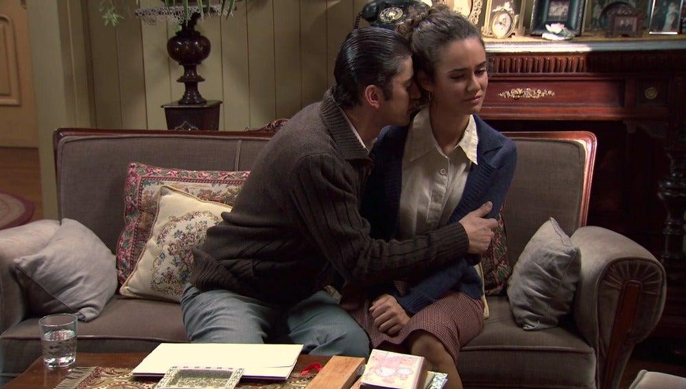 Maite y Gabino