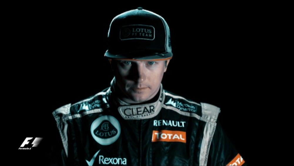 Las dos caras de Kimi Raikkonen