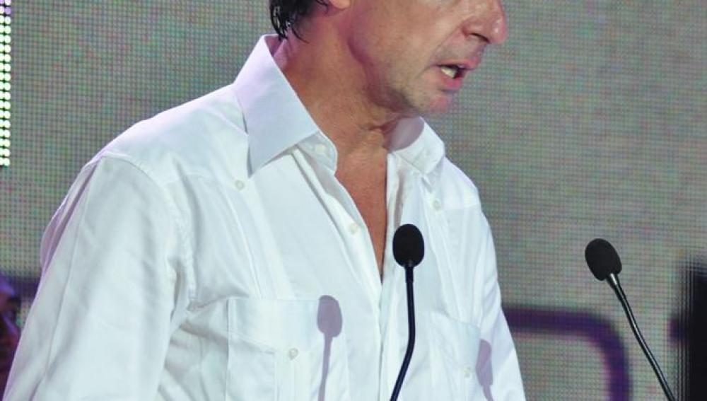 El ministro de Industria desde Punta Cana