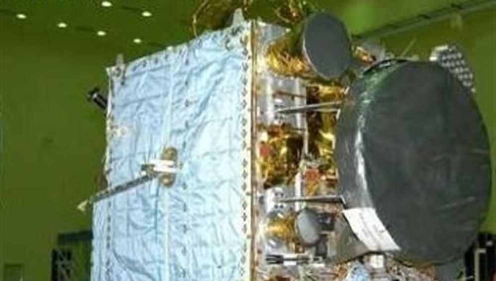 La India envía su primer satélite a Marte