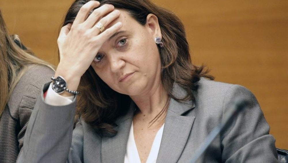 La ex directora de RTVV, Rosa Vidal.