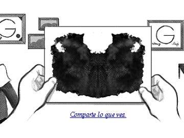 Doodle del 129 aniversario del nacimiento de Hermann Rorschach