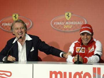 Ferrari homenajea a Felipe Massa en Mugello