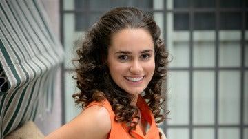 Alicia Sanz interpreta a María Teresa