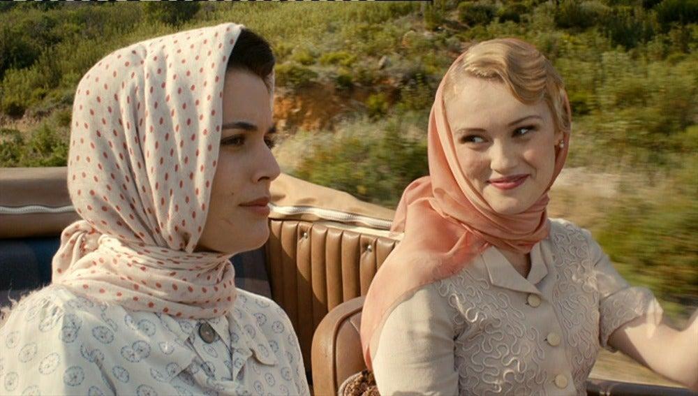 El viaje en coche con Rosalinda Fox