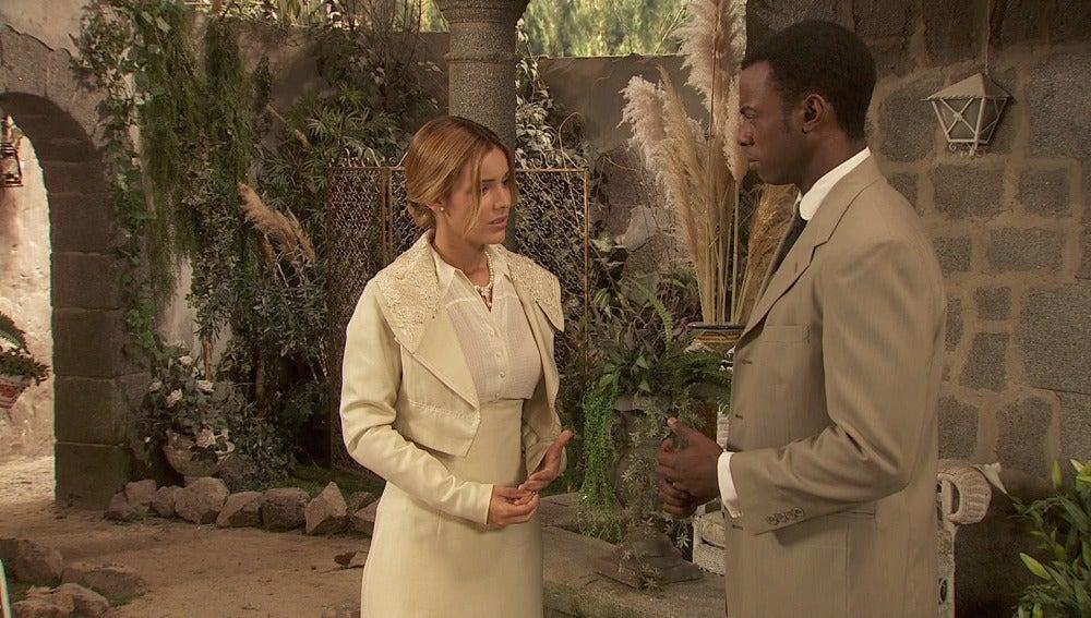 Soledad y Terence