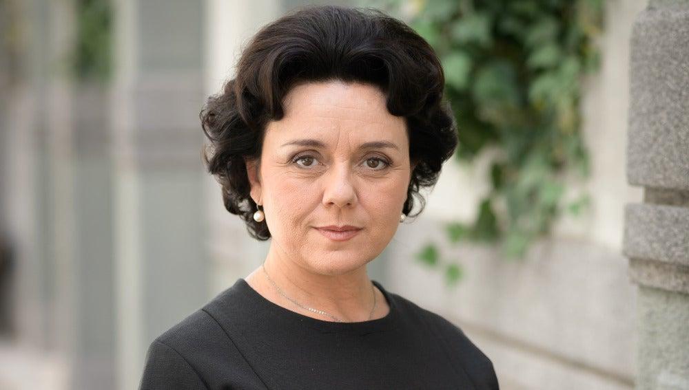 Inma Sancho interpreta a Filomena Vázquez