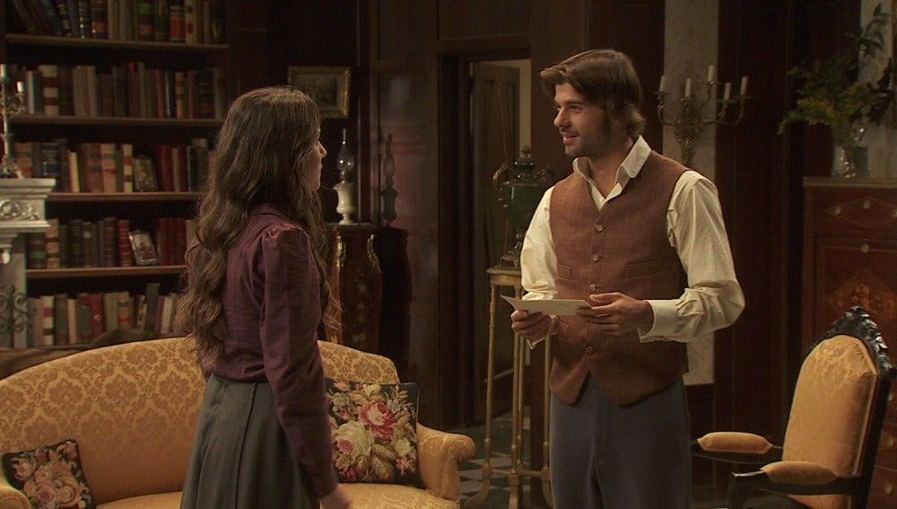 Gonzalo y Aurora