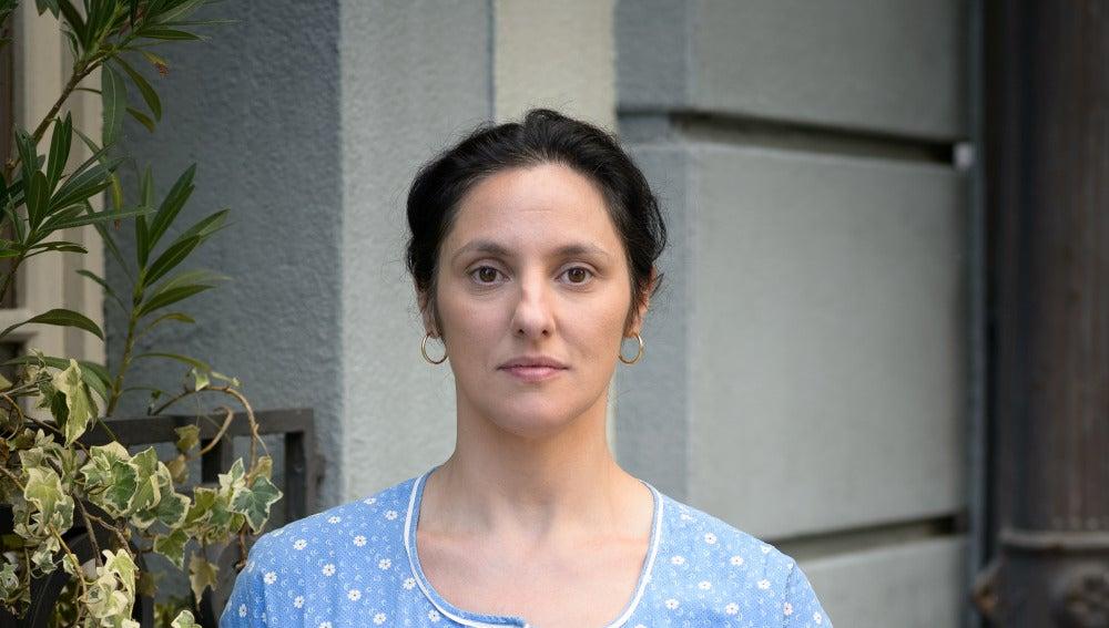 María Moreno es Prudencia Gimeno