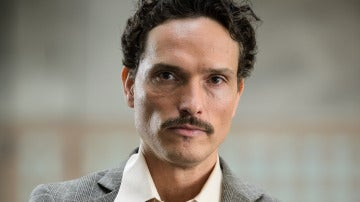 Raúl Sanz interpreta a Nicolás Lachambre
