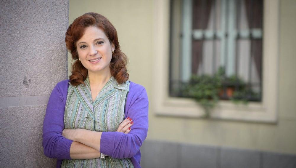 Ana Villa interpreta a Sole