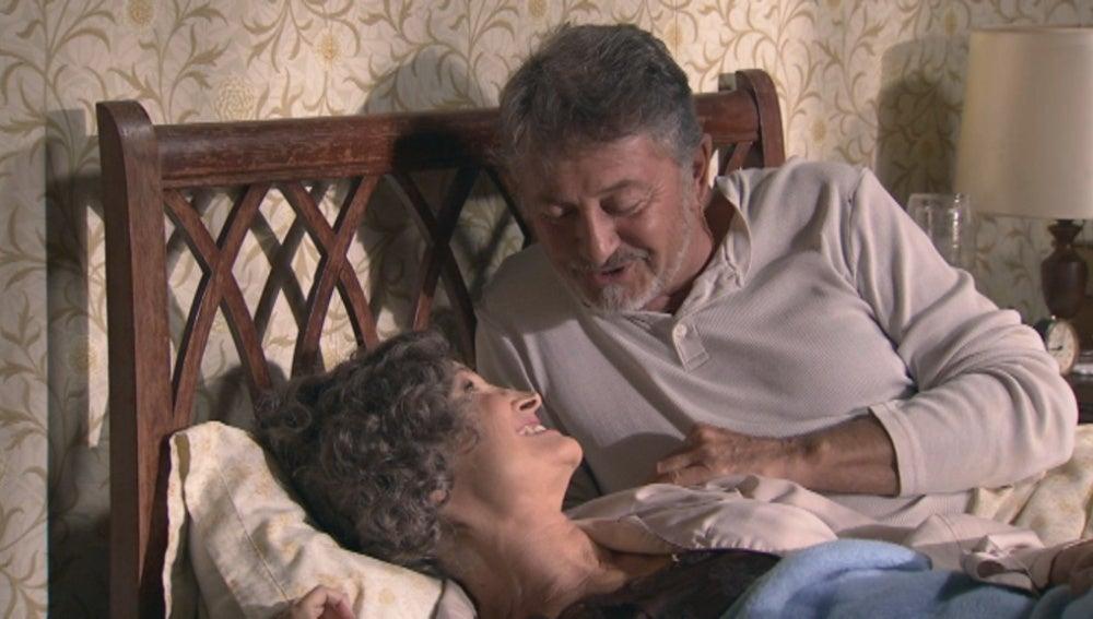 don Patricio y a Margot