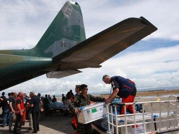 La ayuda a Filipinas llega a cuenta gotas