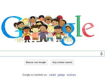 Doodle del 'Día del Niño'