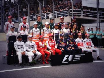 Lo mejor de la temporada 2013 de F1