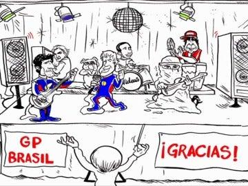 Adiós a un Mundial de dibujos animados