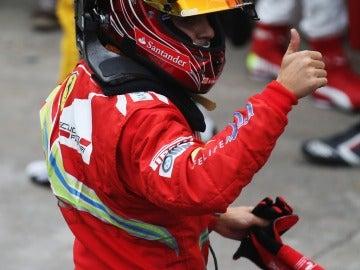 Felipe Massa se despide de Ferrari