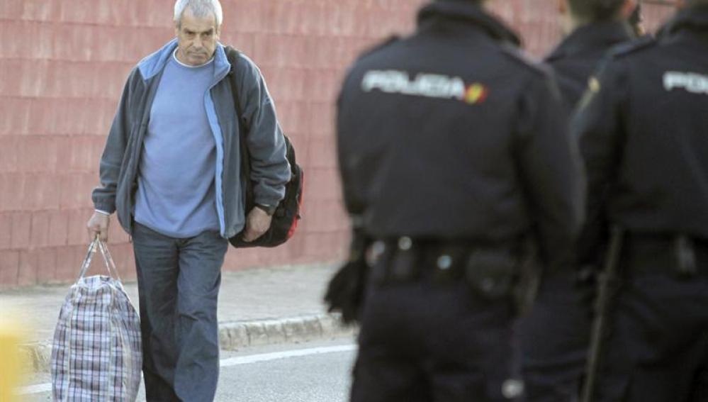 El etarra Ignacio Fernández.