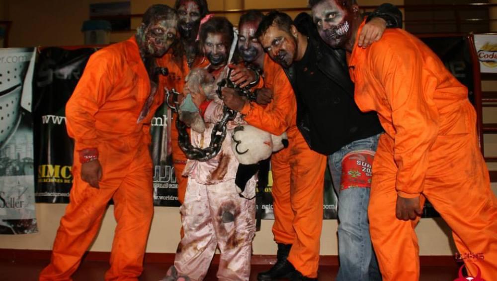 Los zombies invaden Alameda de la Sagra