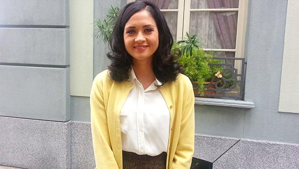 Berta Hernández es Begoña