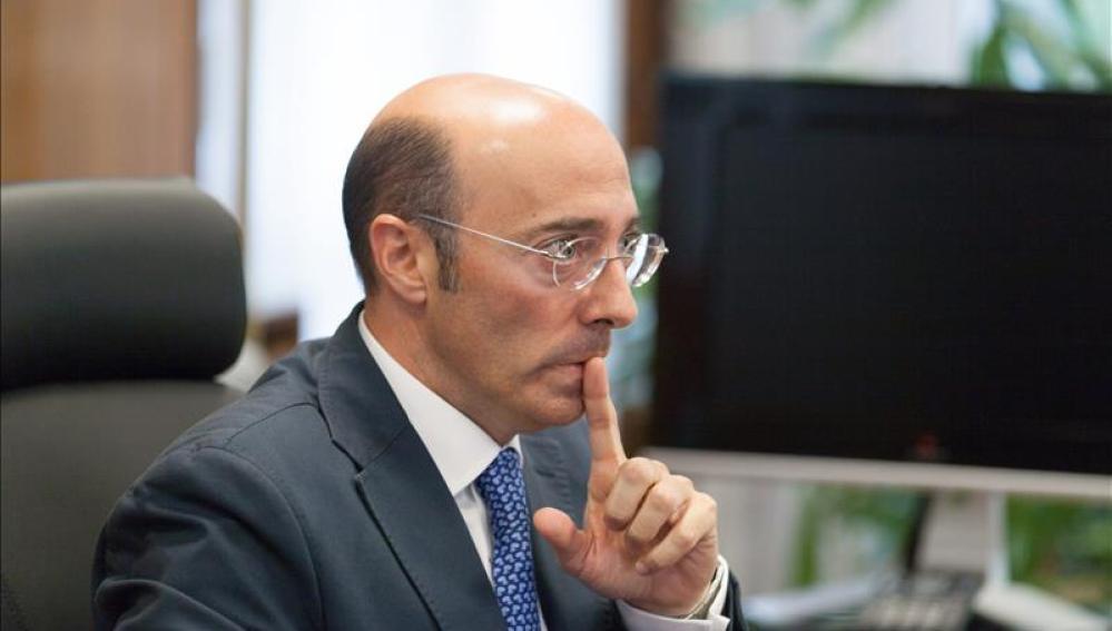 Carlos Urquijo, delegado del Gobierno en el País Vasco
