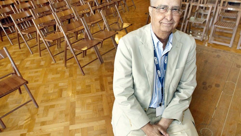 El músico, periodista y divulgador musical Fernando Argenta